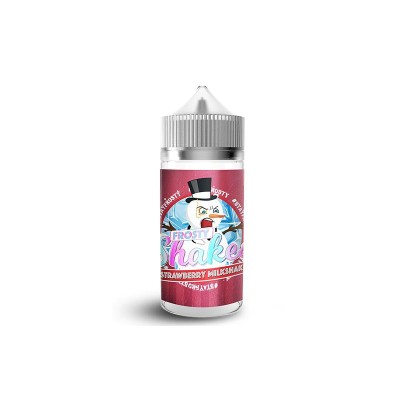 Little Frosty Shakes Strawberry Milkshake 25ml Liquid 0mg
