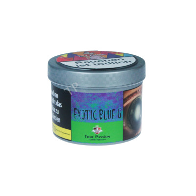 True Passion Exotic Blue G Tabak 200g