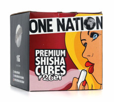 One Nation Premium #26er Cubes 1kg