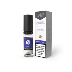 LYNDEN Grape 10ml Liquid 0mg