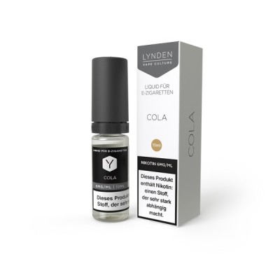 LYNDEN Cola 10ml Liquid 3mg