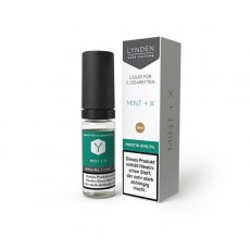 LYNDEN Mint + X 10ml Liquid 3mg