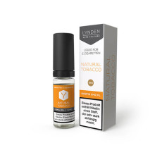 LYNDEN Natural Tobacco 10ml Liquid 6mg