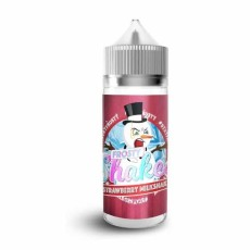 Frosty Shakes Strawberry Milkshake 100ml Liquid 0mg