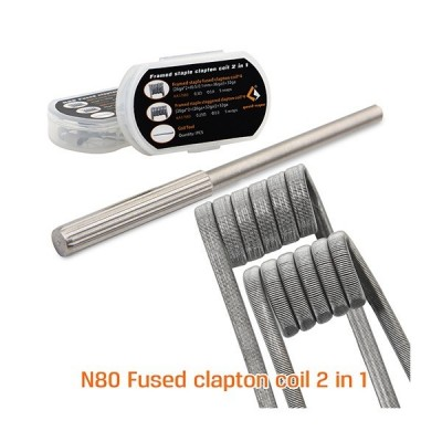 GeekVape N80 Fused Clapton Coil 2 in 1 * F203 *